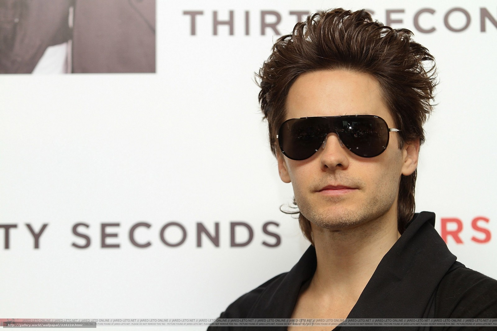 Download wallpaper Jared Leto,  music free desktop wallpaper in the resolution 2550x1700 — picture №339229