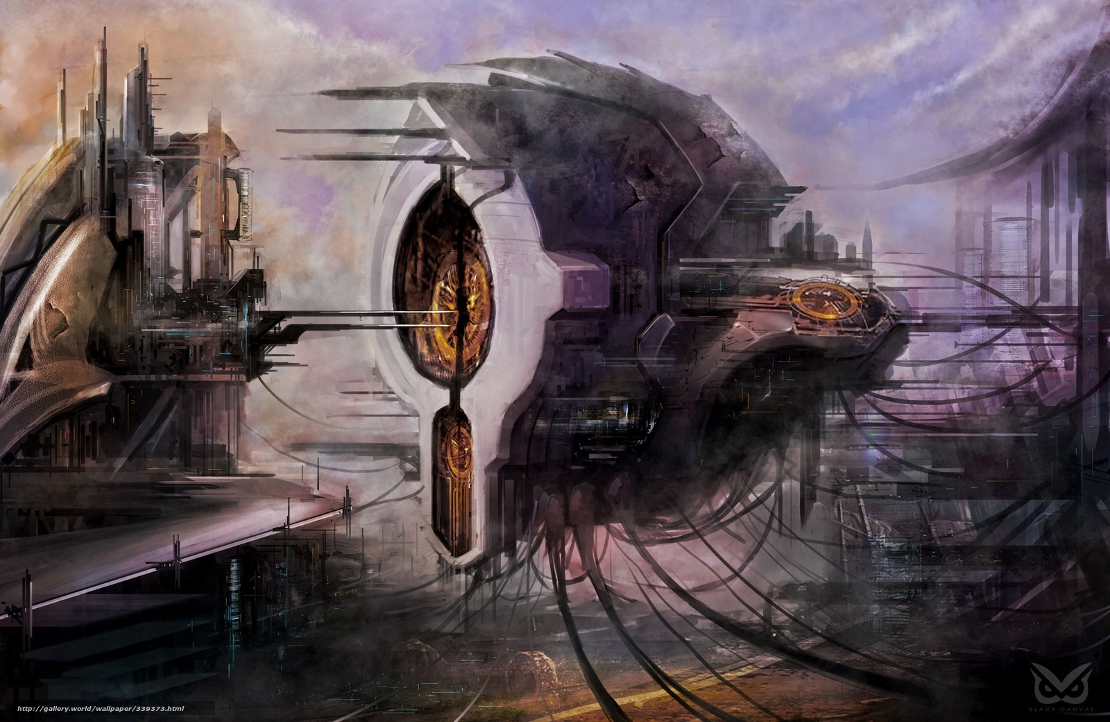 壁紙をダウンロード 芸術 ファンタジー 宇宙船 デスクトップの解像度のための無料壁紙 2560x1664 絵