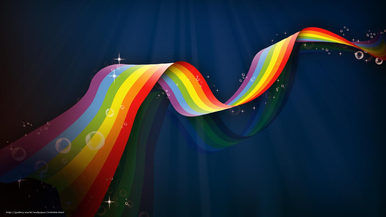 Download Hintergrund Abstraktion, Farben, Regenbogen, Muster Freie ...