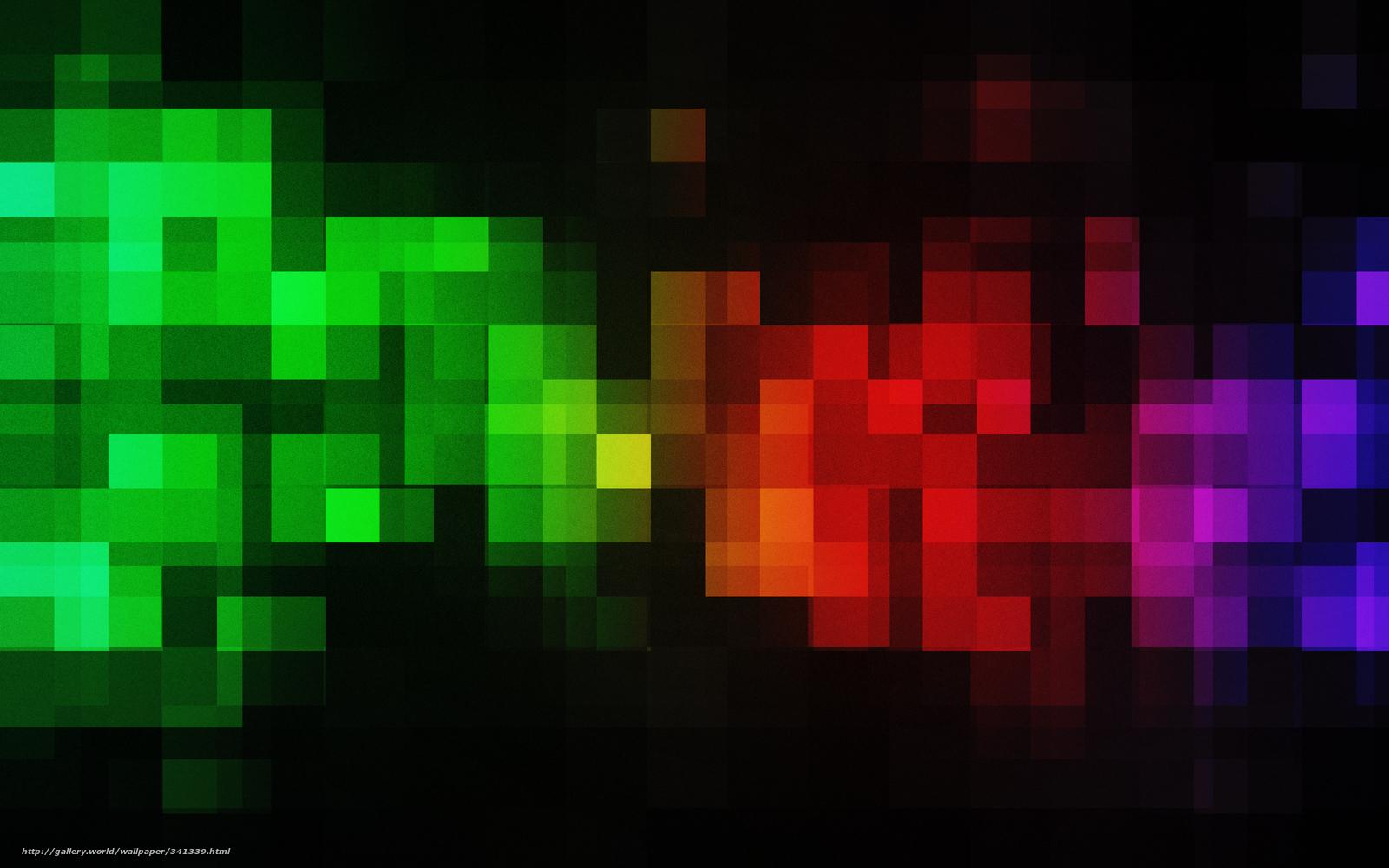 Download Hintergrund Abstraktion, Muster, Pixel, Farben Freie ...