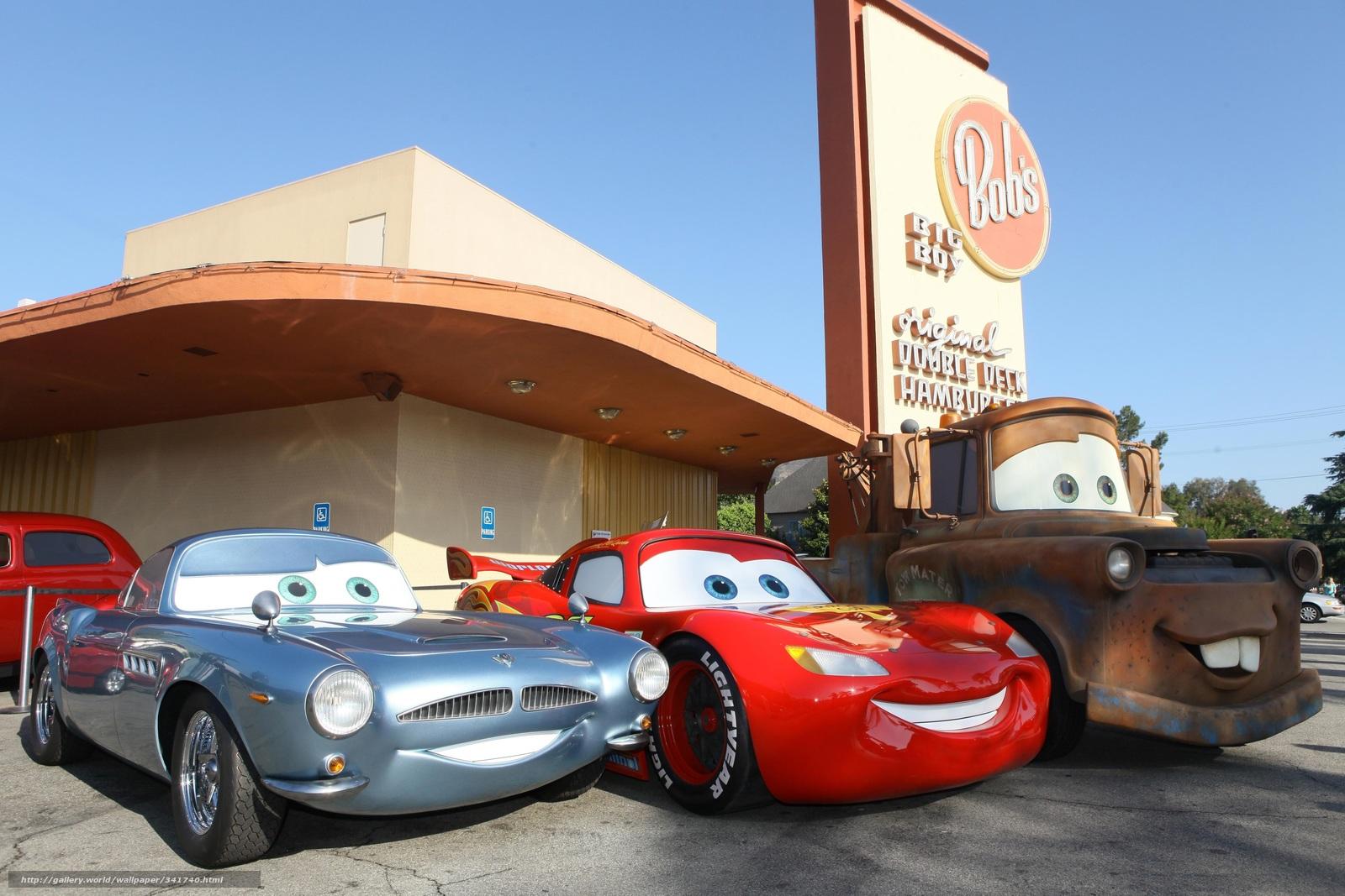 baixar wallpaper desenho animado carros protagonistas fundo papis