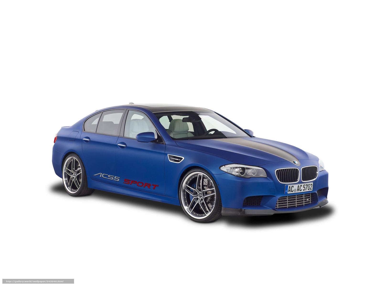 Download Hintergrund BMW,  M5,  Abstimmung Freie desktop Tapeten in der Auflosung 2400x1800 — bild №345046