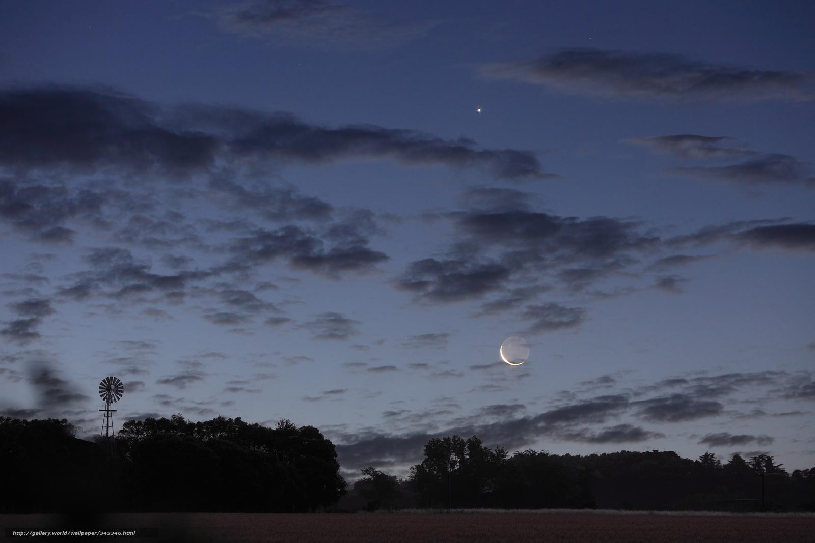 Tlcharger Fond d'ecran lune, Vnus, Argentine Fonds d'ecran gratuits pour votre rsolution du bureau 5610x3740 — image №345346