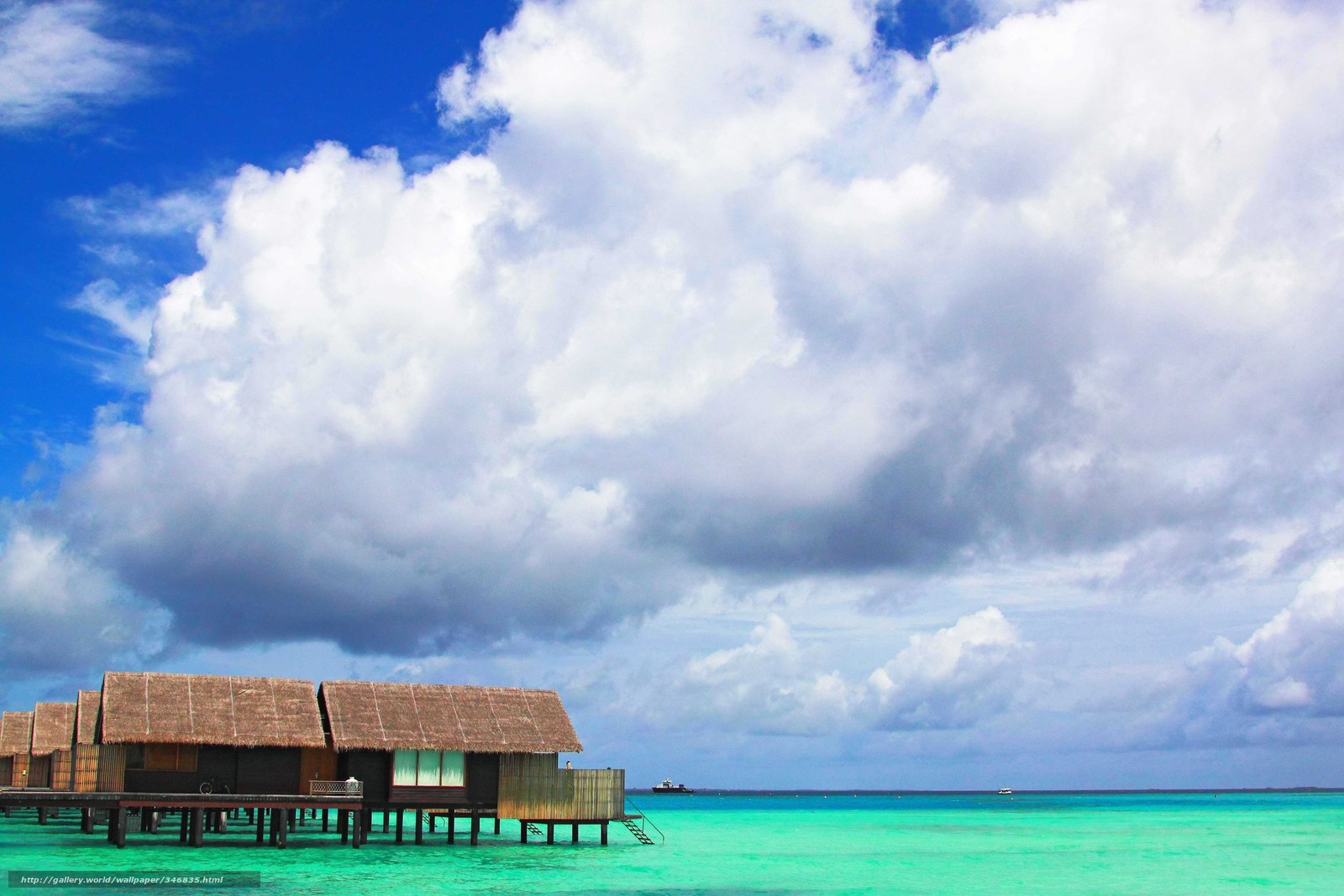 Descargar gratis bungalows sobre el mar maldivas agua for Hoteles maldivas sobre el agua