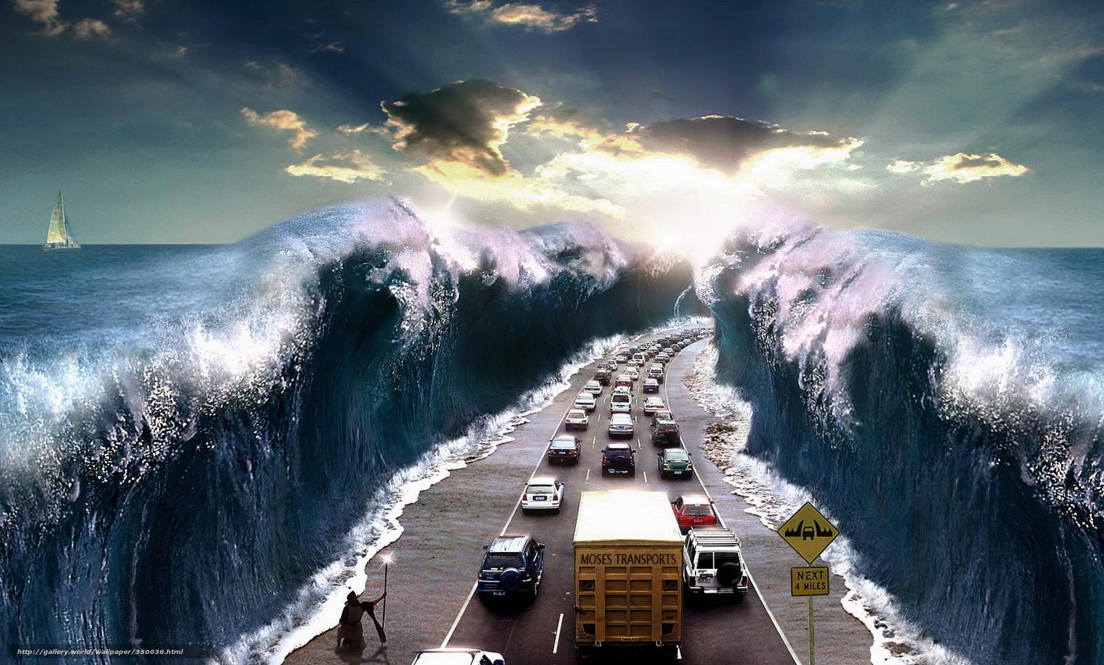 scaricare gli sfondi mare,  macchinario,  strada Sfondi gratis per la risoluzione del desktop 1700x1024 — immagine №350036