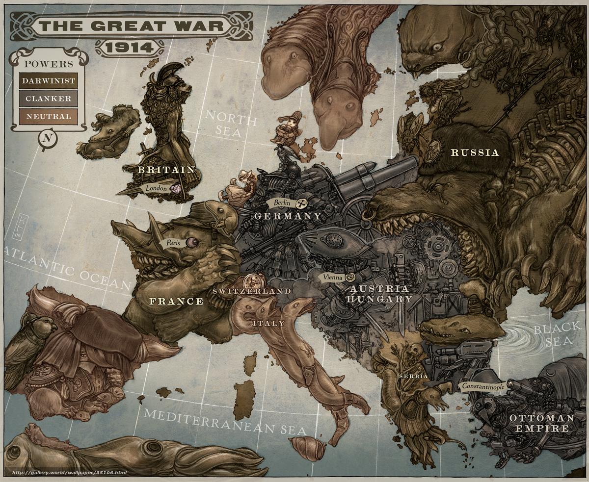 Pobra Tapety Karykatura Mapa Europa Rok Darmowe Tapety Na