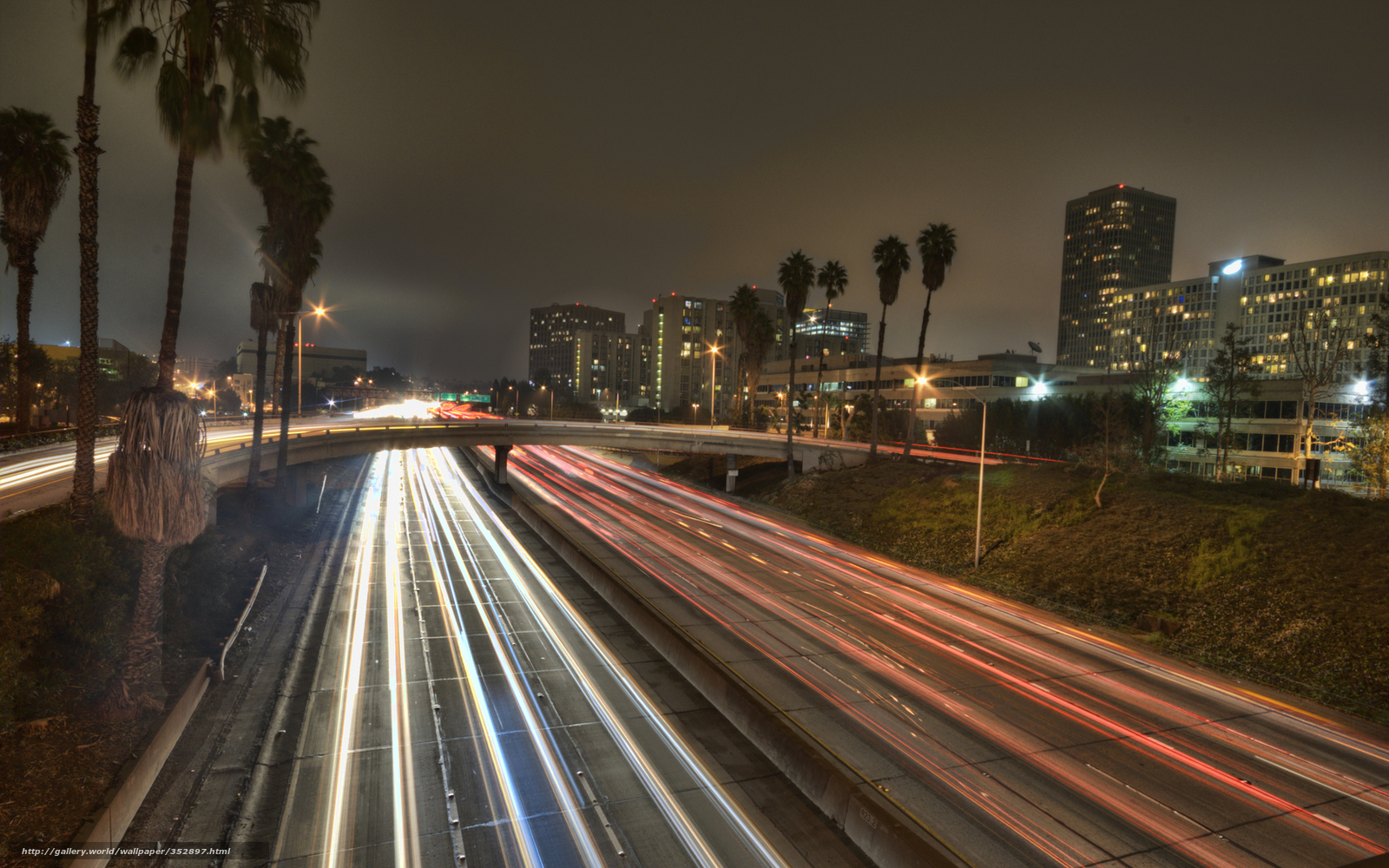 壁紙をダウンロード ロサンゼルス市 シティ アメリカ カリフォルニア デスクトップの解像度のための無料壁紙 1680x1050 絵 3527