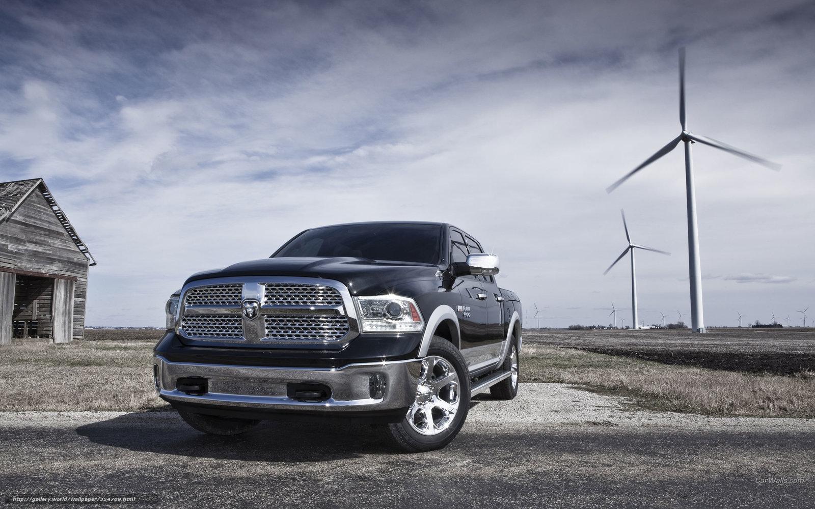 Скачать обои Dodge,  Ram,  авто,  машины бесплатно для рабочего стола в разрешении 2560x1600 — картинка №354709