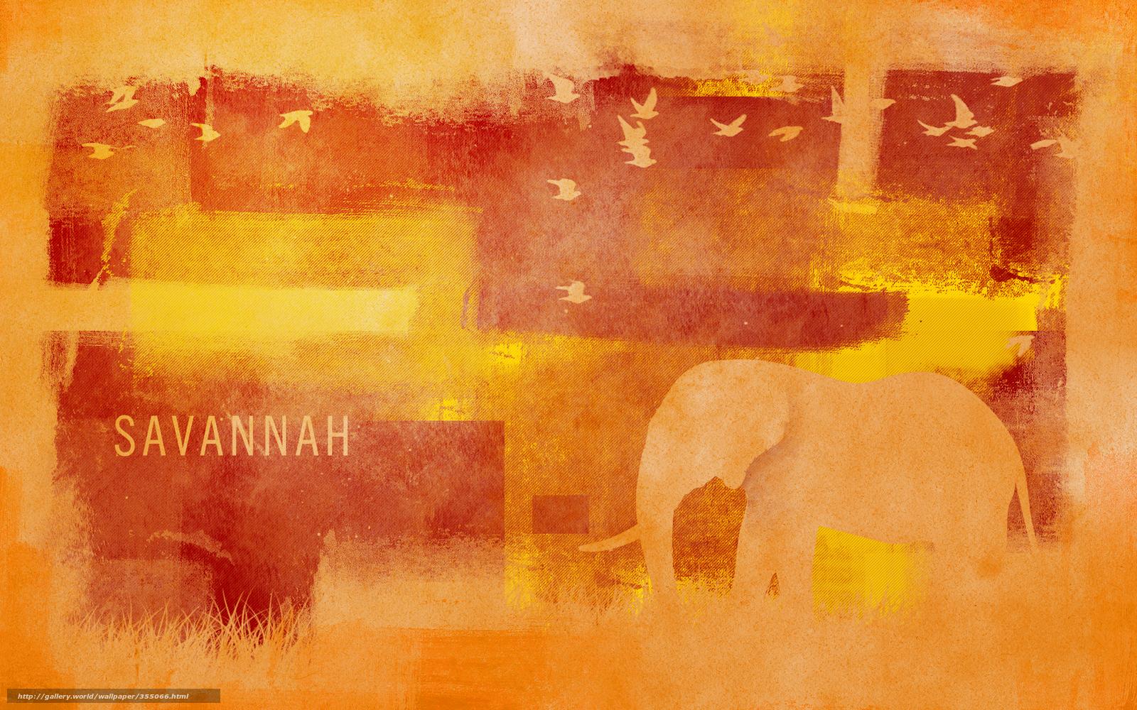 Download Hintergrund Savanne, Stil, Farben, Muster Freie desktop ...