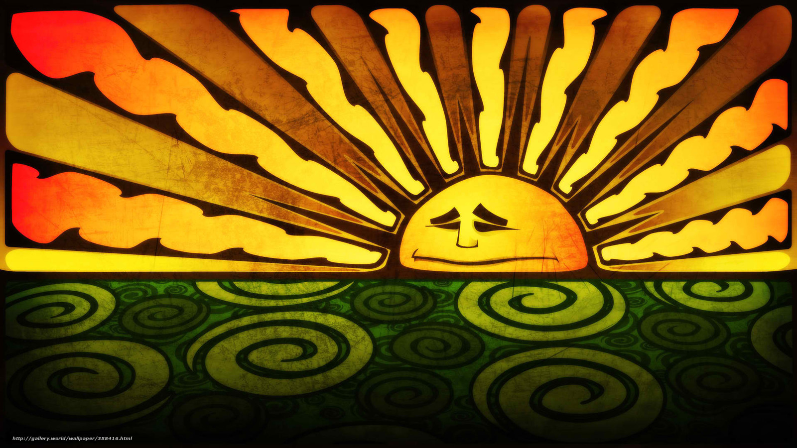 Hippie sun wallpapers