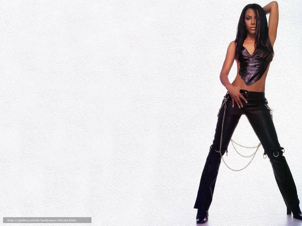 scaricare gli sfondi Aliyah,  Aaliyah,  attori Sfondi gratis per la risoluzione del desktop 1024x768 — immagine №36189