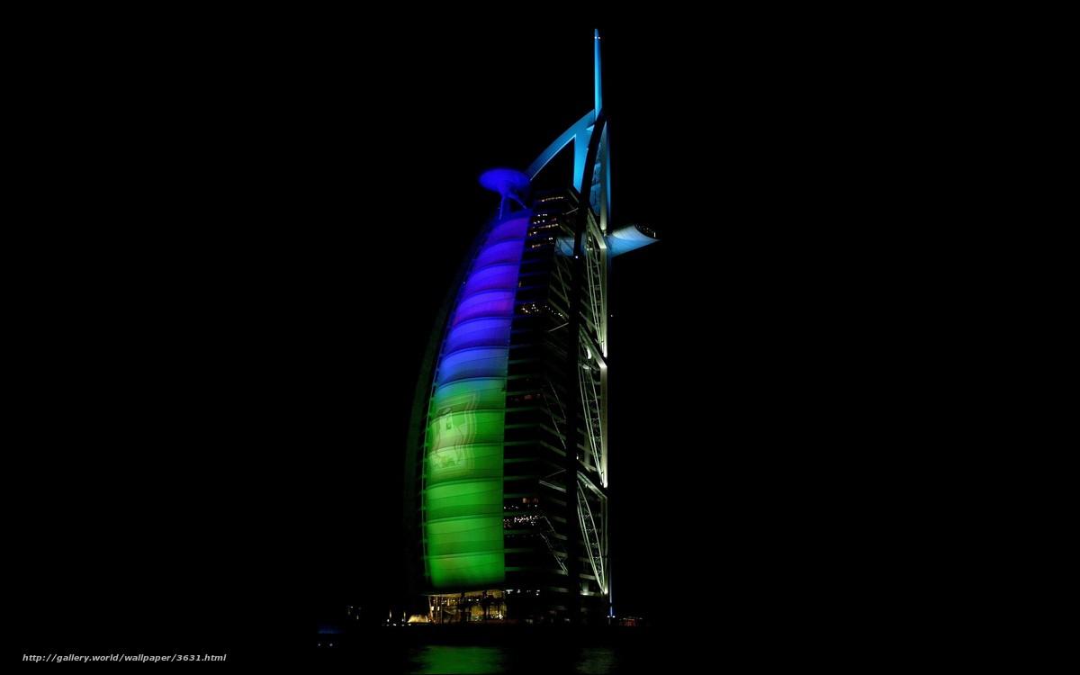 pobra tapety wiea,  Dubai,  noc Darmowe tapety na pulpit rozdzielczoci 2560x1600 — zdjcie №3631