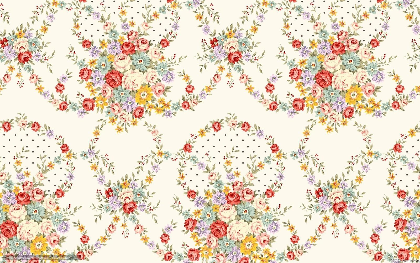 Download Hintergrund Blumen, Muster, Hintergrund Freie
