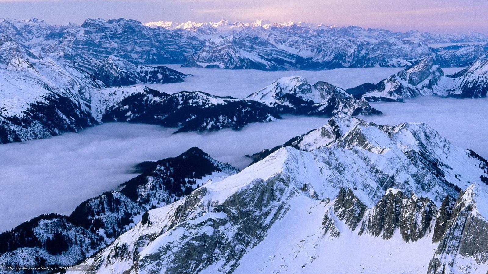 Scaricare Gli Sfondi Montagne Neve Altezza Sfondi Gratis Per La