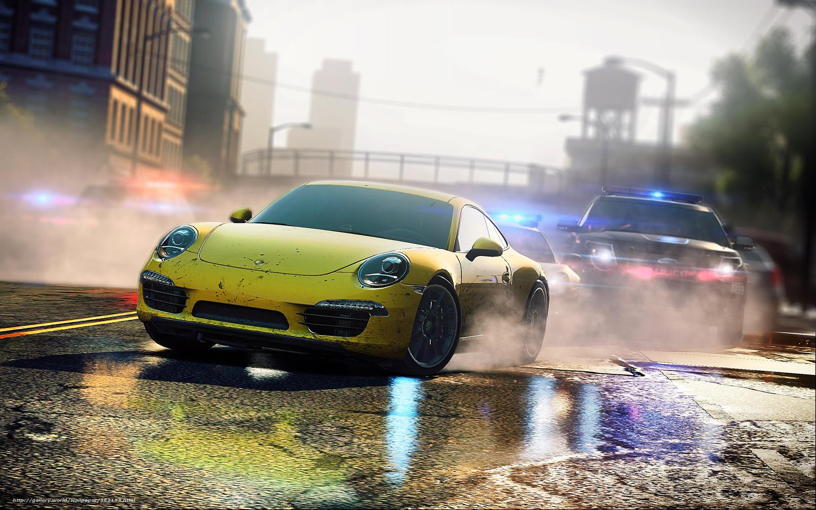 scaricare gli sfondi inseguimento,  polizia,  velocit,  auto Sfondi gratis per la risoluzione del desktop 2560x1600 — immagine №382183