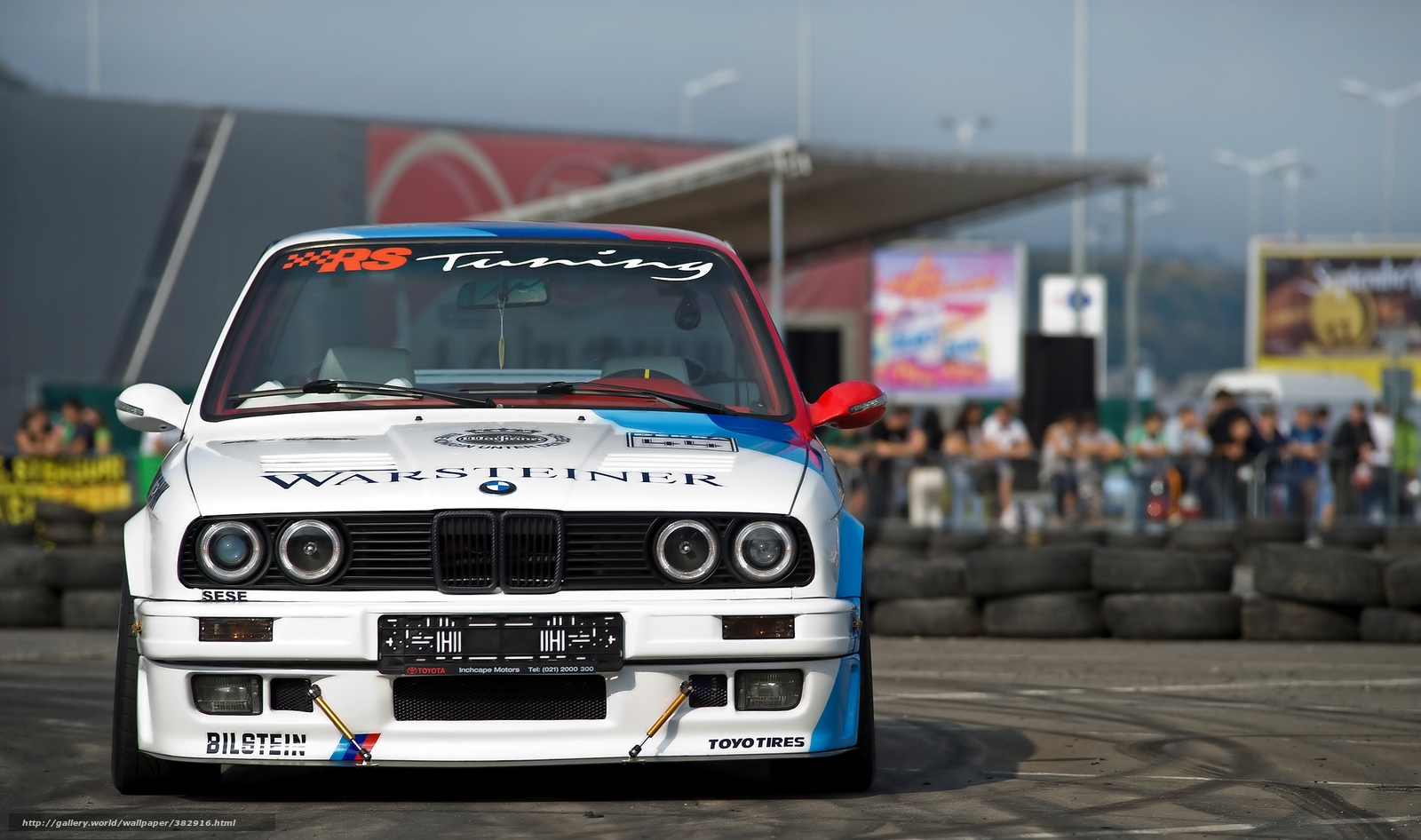 Bmw M3 E30 Tuning Wallpaper