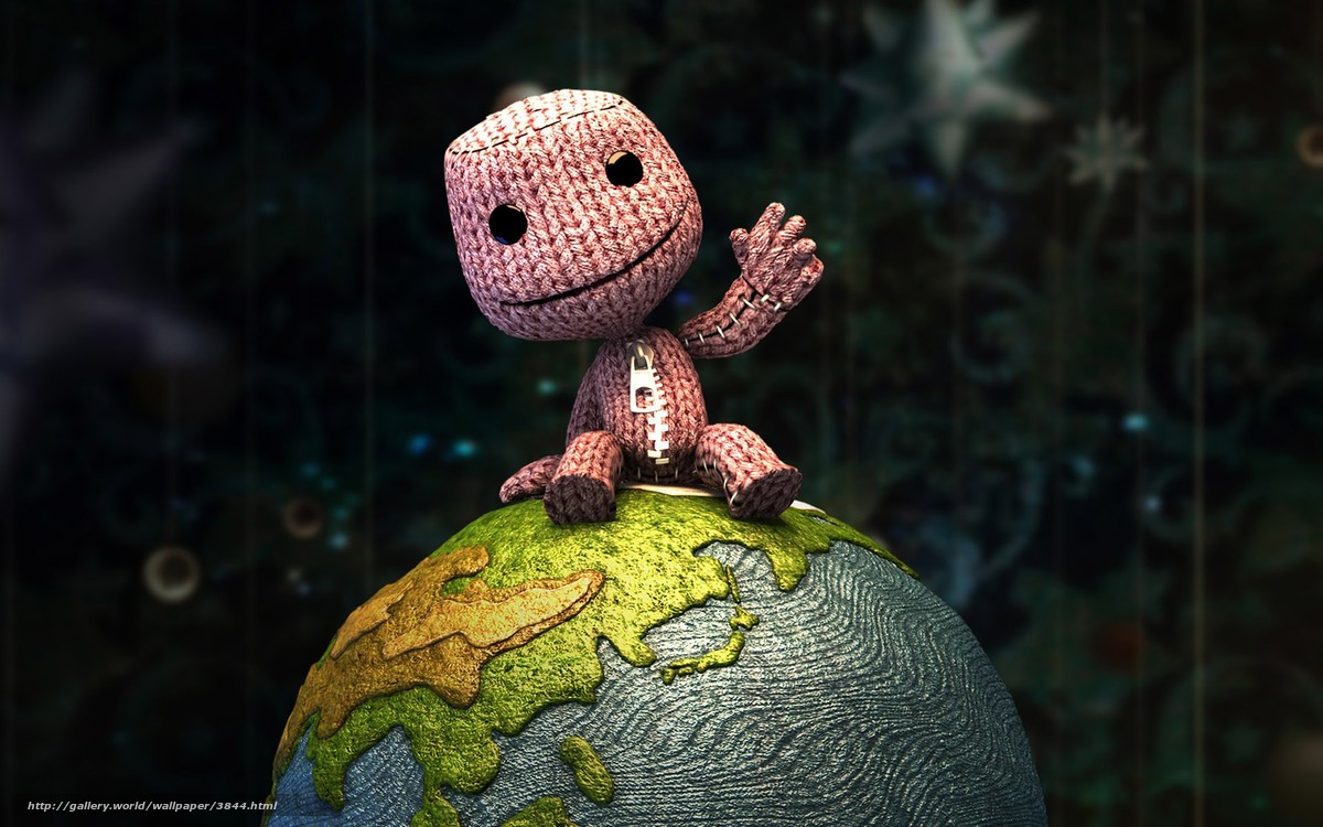 Knitting Desktop Background : Download wallpaper land little man knitting free desktop