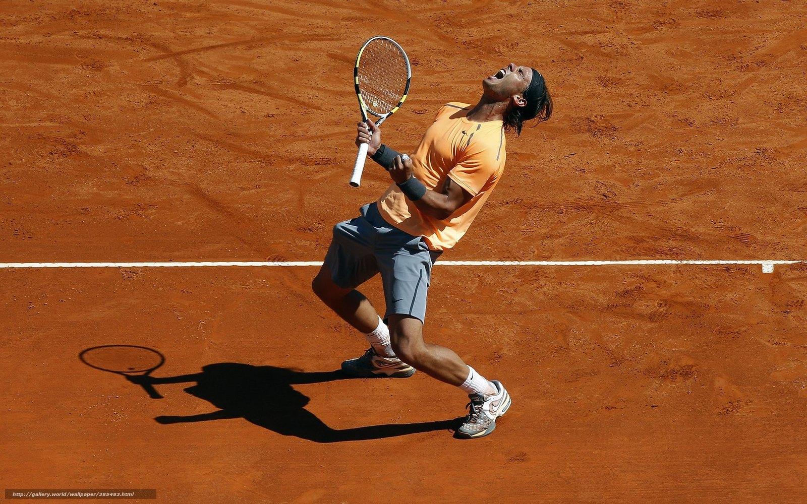 Download Wallpaper Rafael Nadal Tennis Free Desktop Wallpaper In The Resolution 1680x1050 Picture 385483