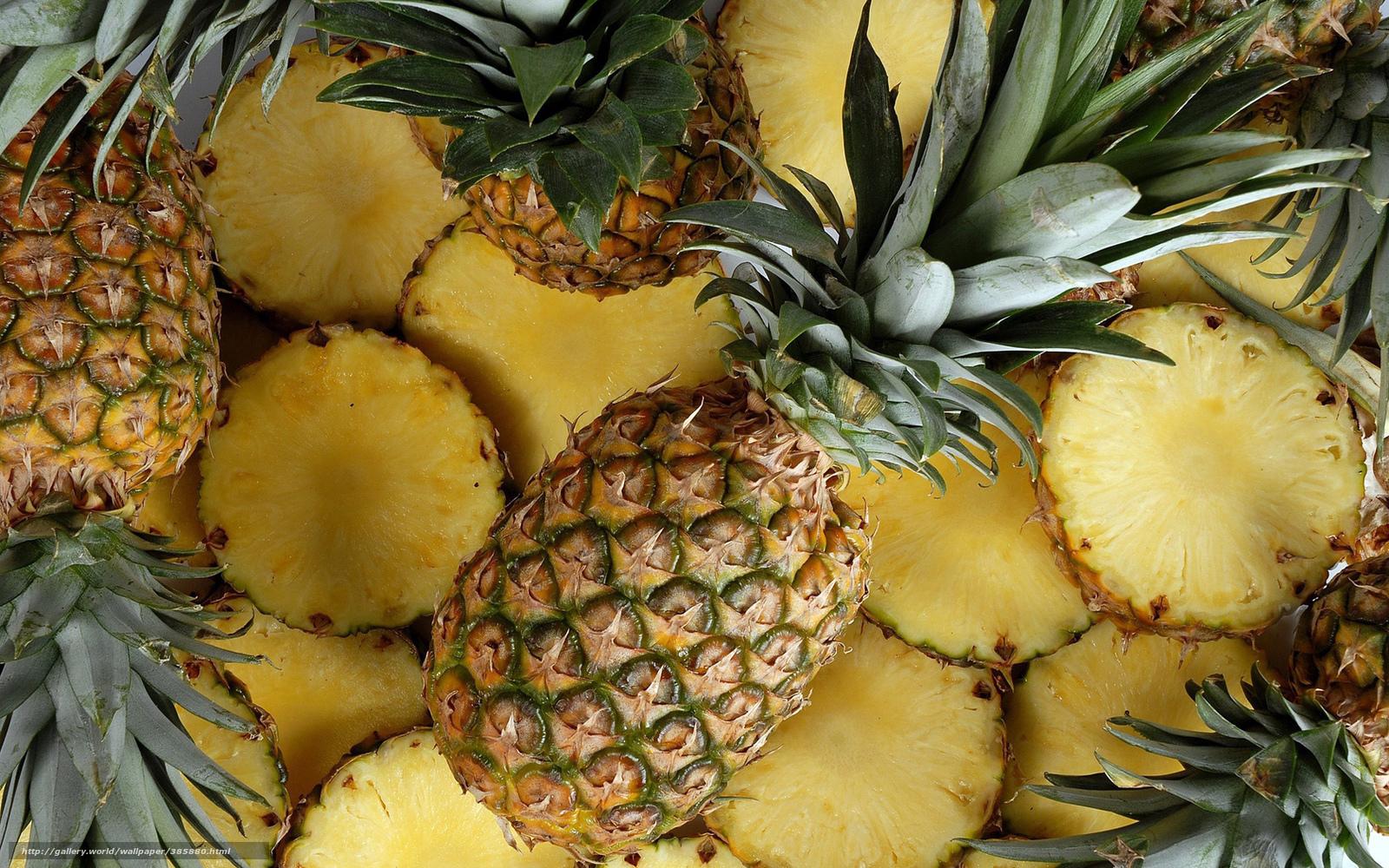 Tlcharger fond d 39 ecran fond ananas fruit jaune fonds d for Fond ecran ananas