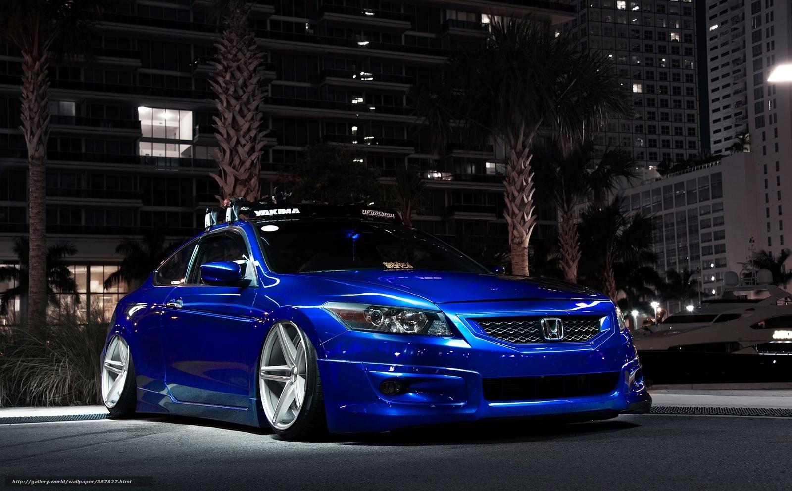 Download Hintergrund Honda, Auto, blau, Autos Freie desktop Tapeten in