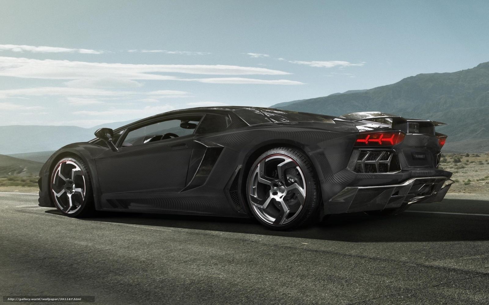 scaricare gli sfondi Lamborghini,  Aventador,  LP700-4,  Carbonado Sfondi gratis per la risoluzione del desktop 1920x1200 — immagine №391187