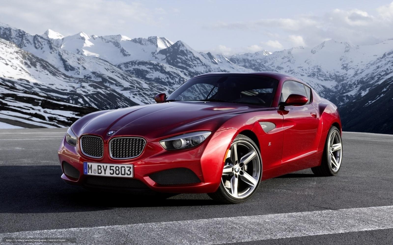 scaricare gli sfondi BMW,  carriola,  macchina,  auto Sfondi gratis per la risoluzione del desktop 1680x1050 — immagine №393353