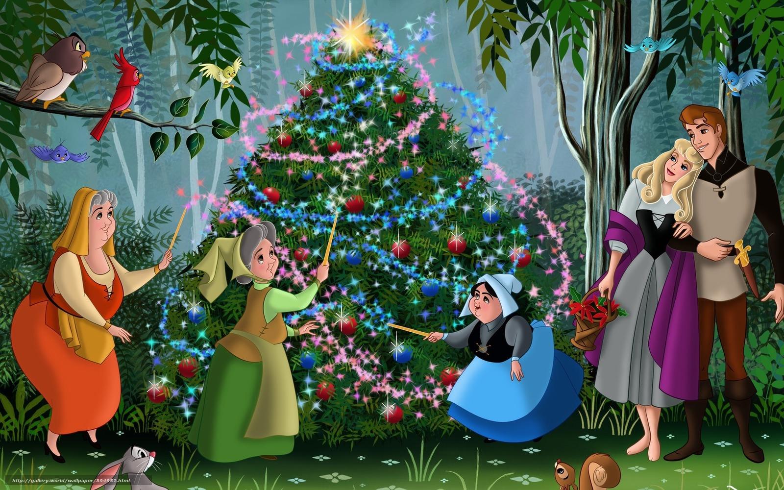 scaricare gli sfondi Bella addormentata nel bosco,  Walt Disney,  fanart,  cartone animato Sfondi gratis per la risoluzione del desktop 1680x1050 — immagine №394951