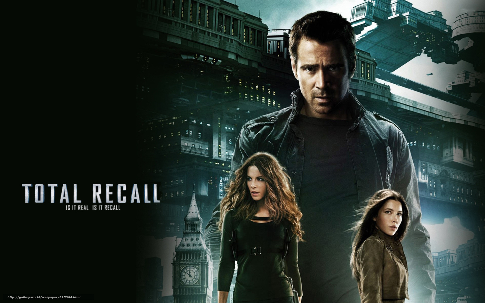 Download wallpaper Total Recall,  Total Recall,  Colin Farrell,  Colin Farrell free desktop wallpaper in the resolution 2560x1600 — picture №395304