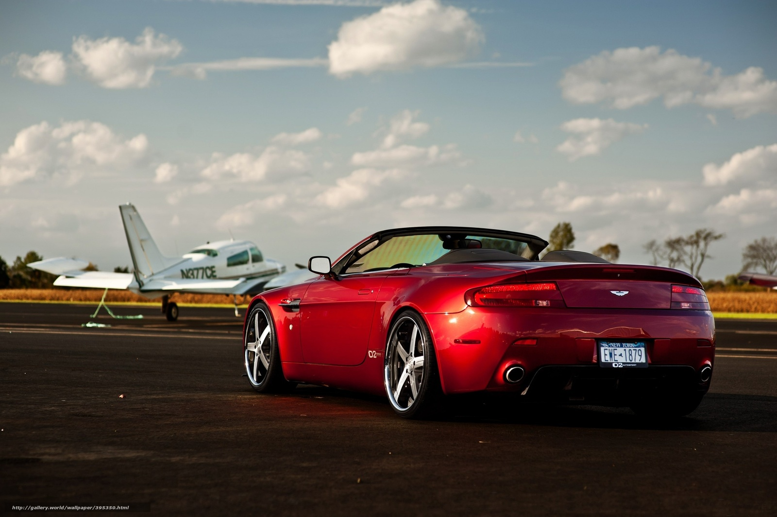 Download wallpaper Aston Martin,  wheelbarrow,  red,  cars free desktop wallpaper in the resolution 2560x1703 — picture №395350