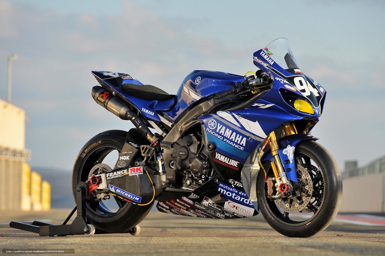 Tlcharger Fond d'ecran moto, Yamaha, course Fonds d'ecran gratuits pour votre rsolution du ...
