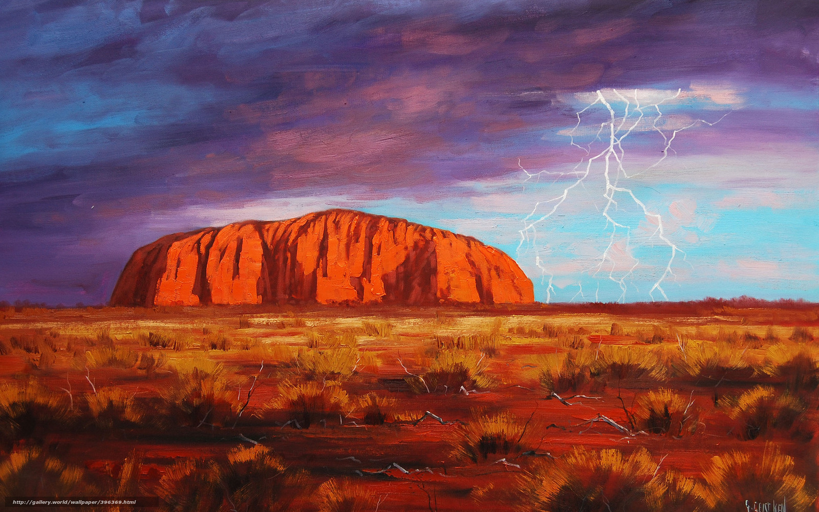 Download wallpaper Australia,  mountain,  Uluru,  Ayers Rock free desktop wallpaper in the resolution 1680x1050 — picture №396369