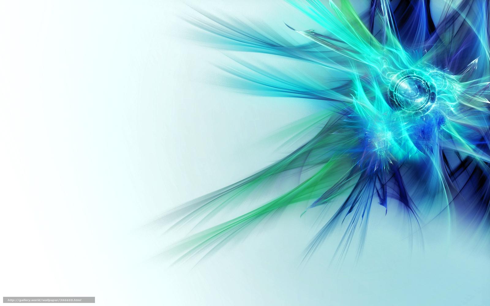 Tlcharger fond d 39 ecran lumire couleur bleu turquoise for Image fond de bureau