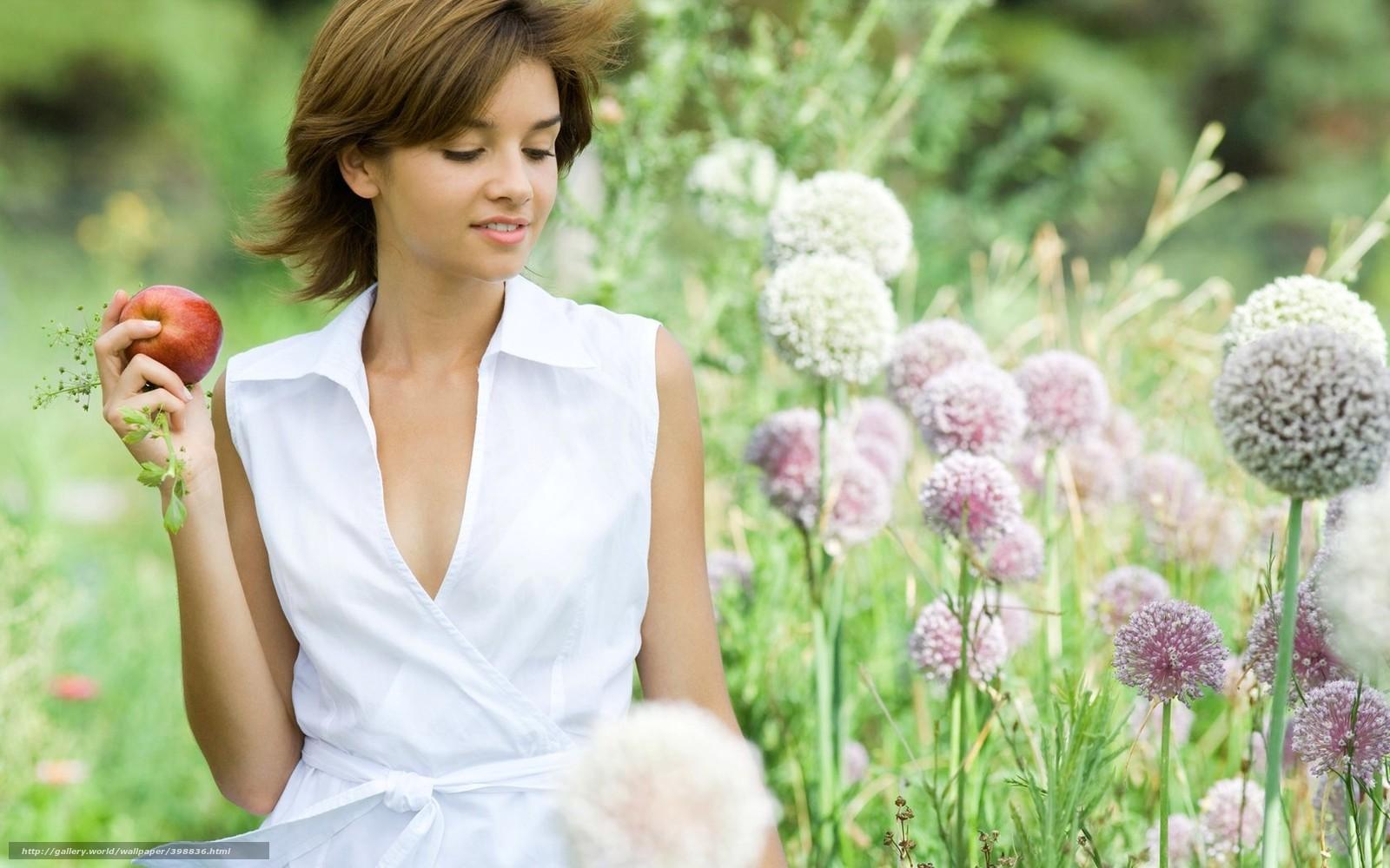 Цветы на платье бесплатно