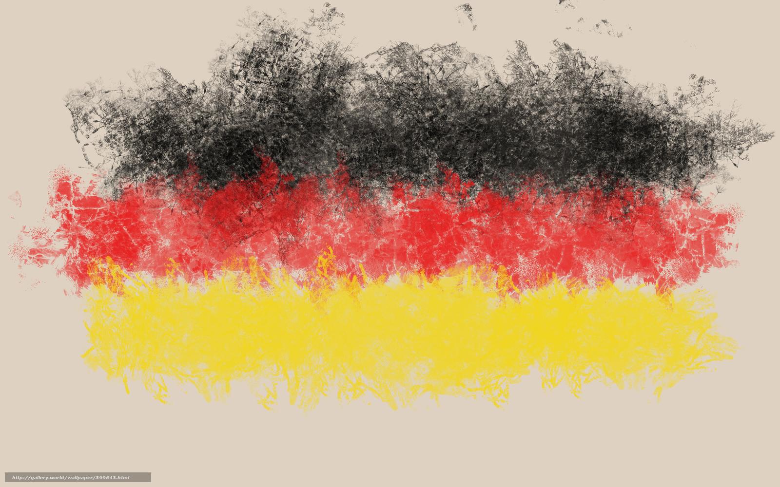 Tlcharger fond d ecran noir jaune rouge drapeau fonds d ecran