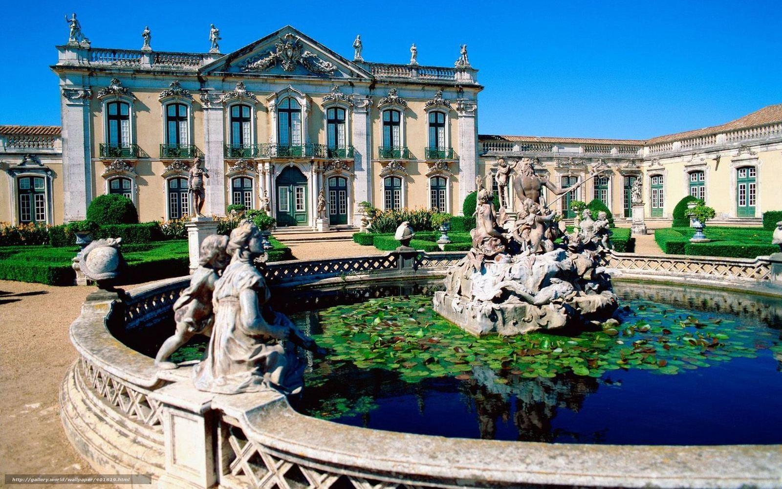 Скачать обои архитектура,  Португалия,  город бесплатно для рабочего стола в разрешении 1680x1050 — картинка №401619