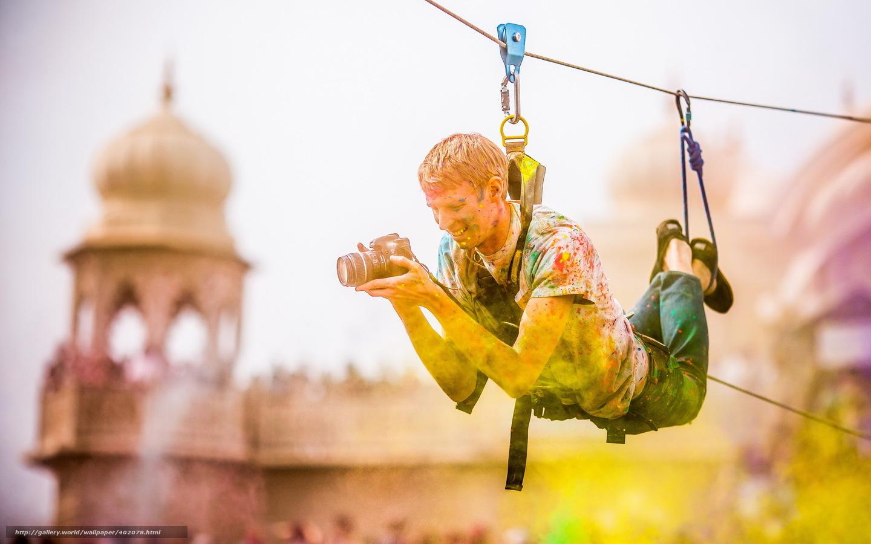 Скачать обои festival of colors,  salem,  utah,  us бесплатно для рабочего стола в разрешении 1440x900 — картинка №402078