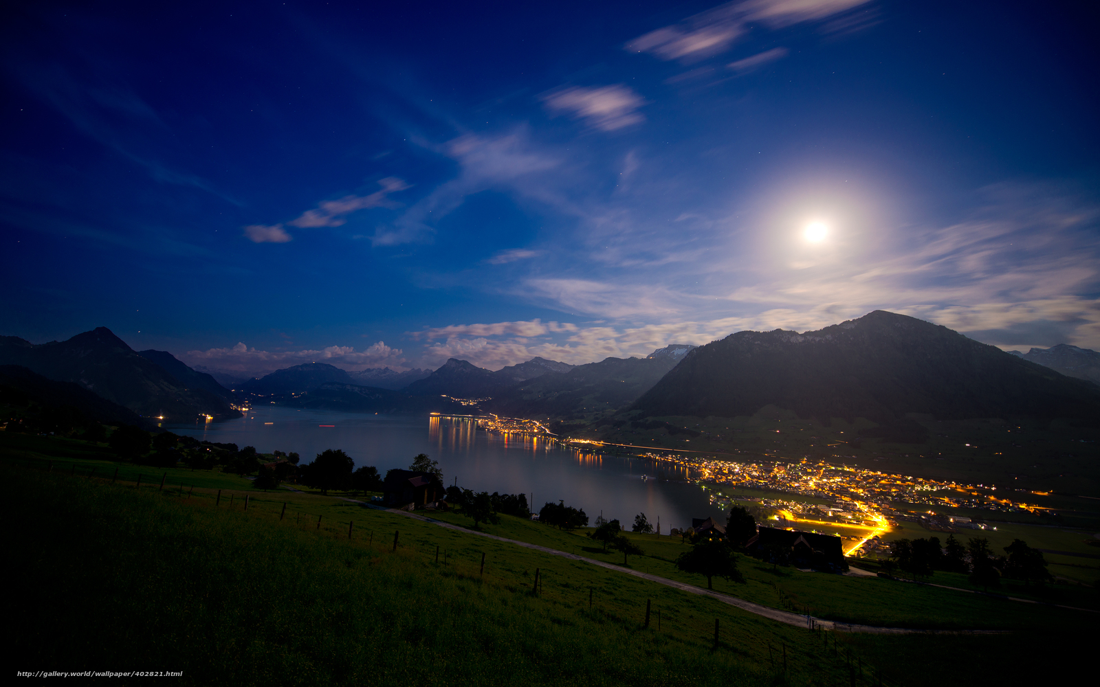 Download wallpaper switzerland,  Lucerne,  Lake Lucerne,  Lake Lucerne free desktop wallpaper in the resolution 3840x2400 — picture №402821