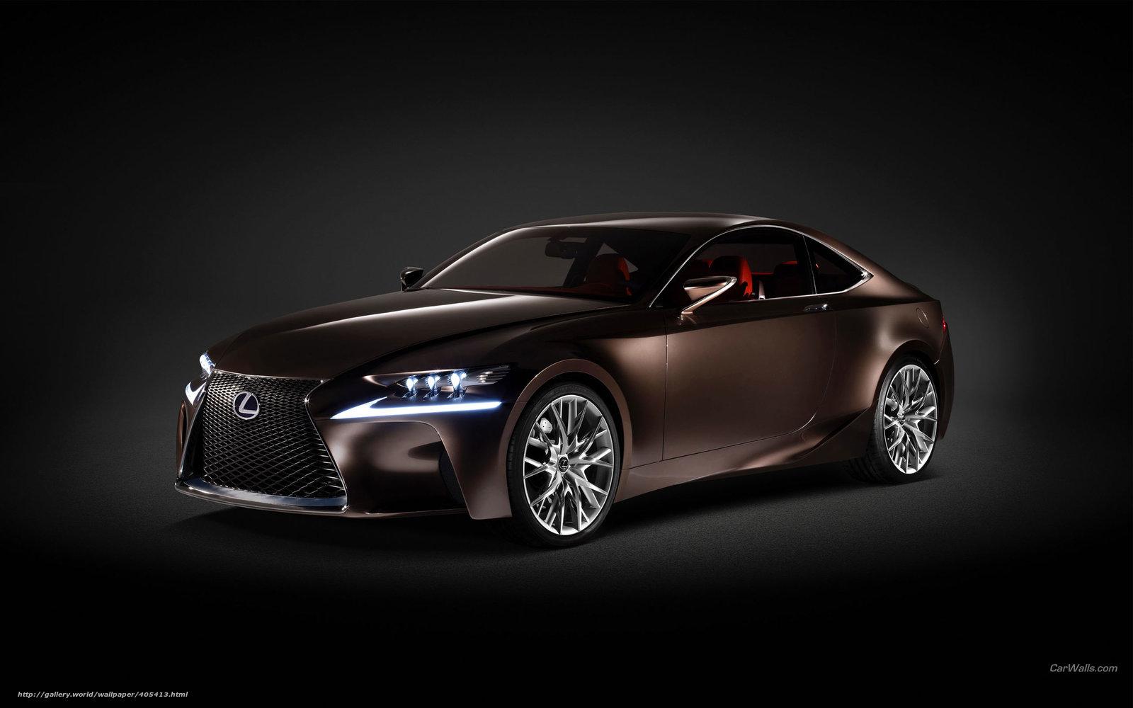 Скачать обои Lexus,  LFA,  авто,  машины бесплатно для рабочего стола в разрешении 2560x1600 — картинка №405413