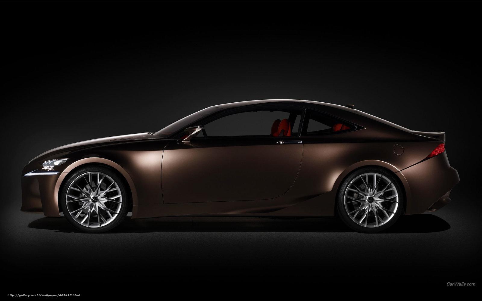 Скачать обои Lexus,  LFA,  авто,  машины бесплатно для рабочего стола в разрешении 2560x1600 — картинка №405415