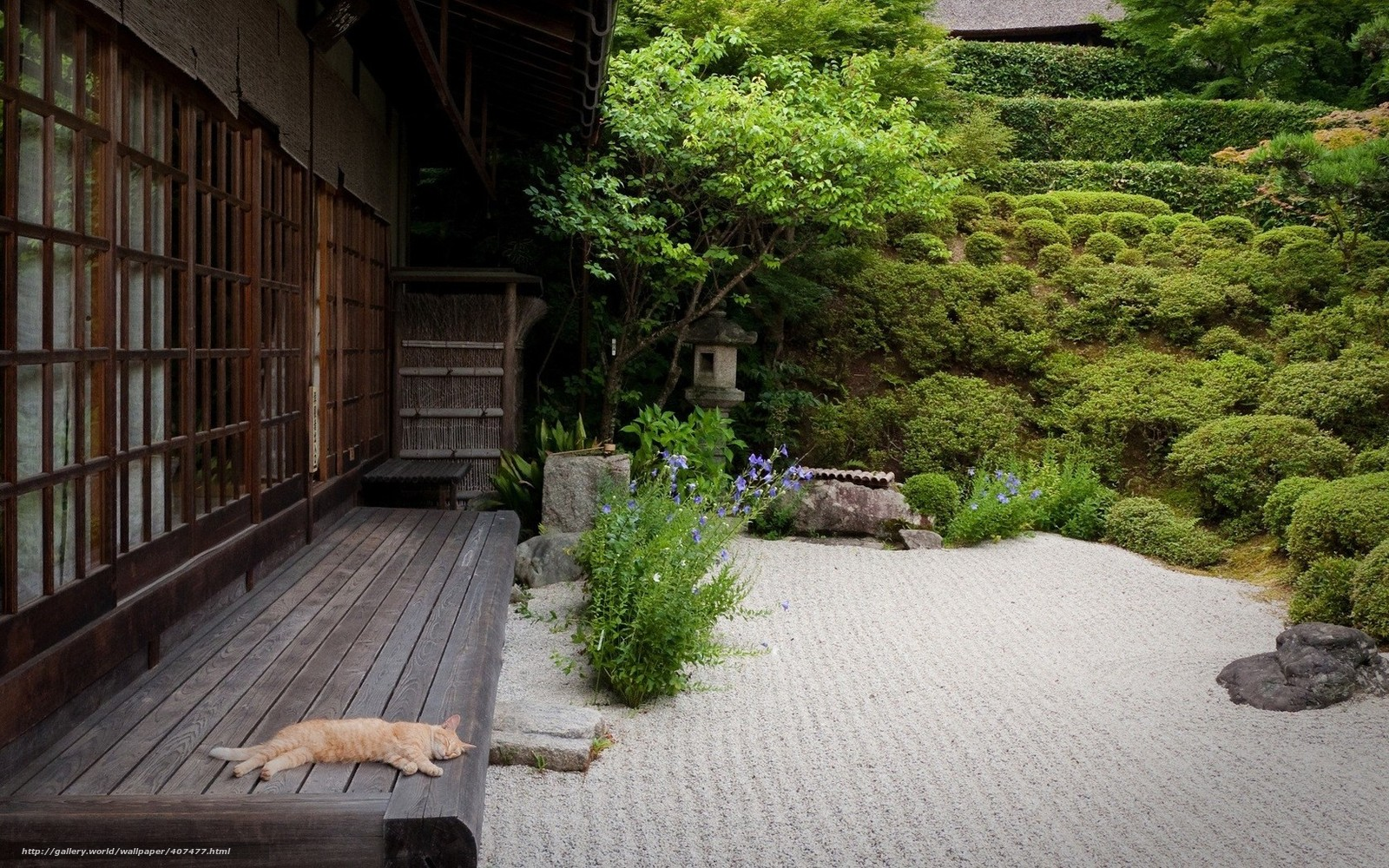 tlcharger fond d 39 ecran japon maison jardin patio fonds d 39 ecran gratuits pour votre rsolution. Black Bedroom Furniture Sets. Home Design Ideas