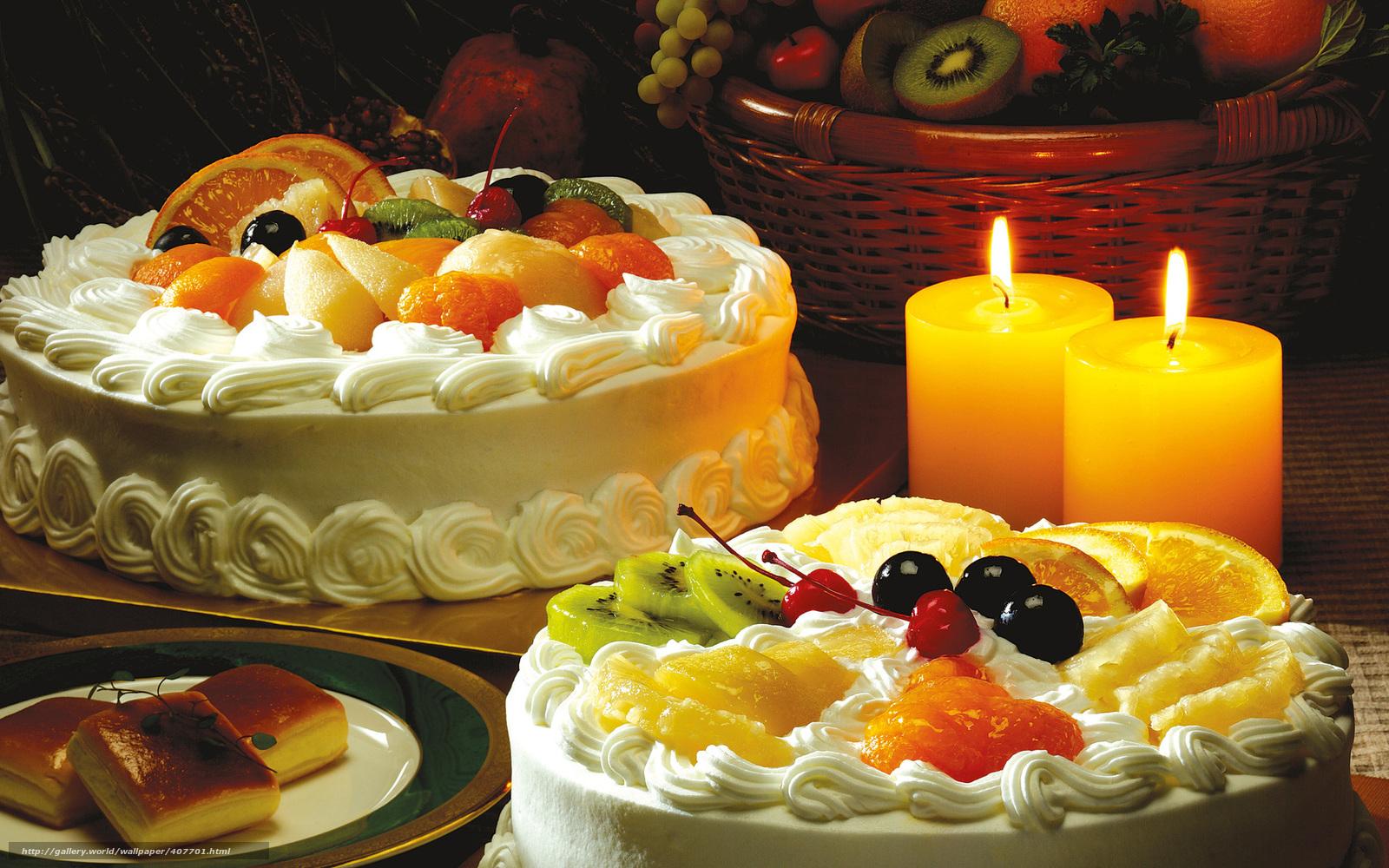 Download wallpaper dessert,  Cakes,  cream,  fruit free desktop wallpaper in the resolution 1680x1050 — picture №407701