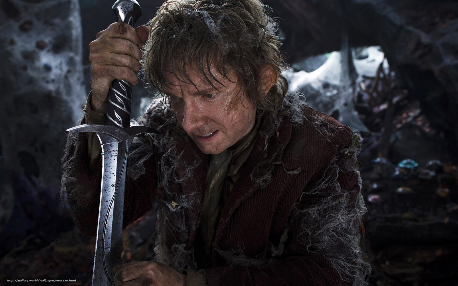scaricare gli sfondi Hobbit,  film,  Andata e ritorno,  Il Signore degli Anelli Sfondi gratis per la risoluzione del desktop 1680x1050 — immagine №408339