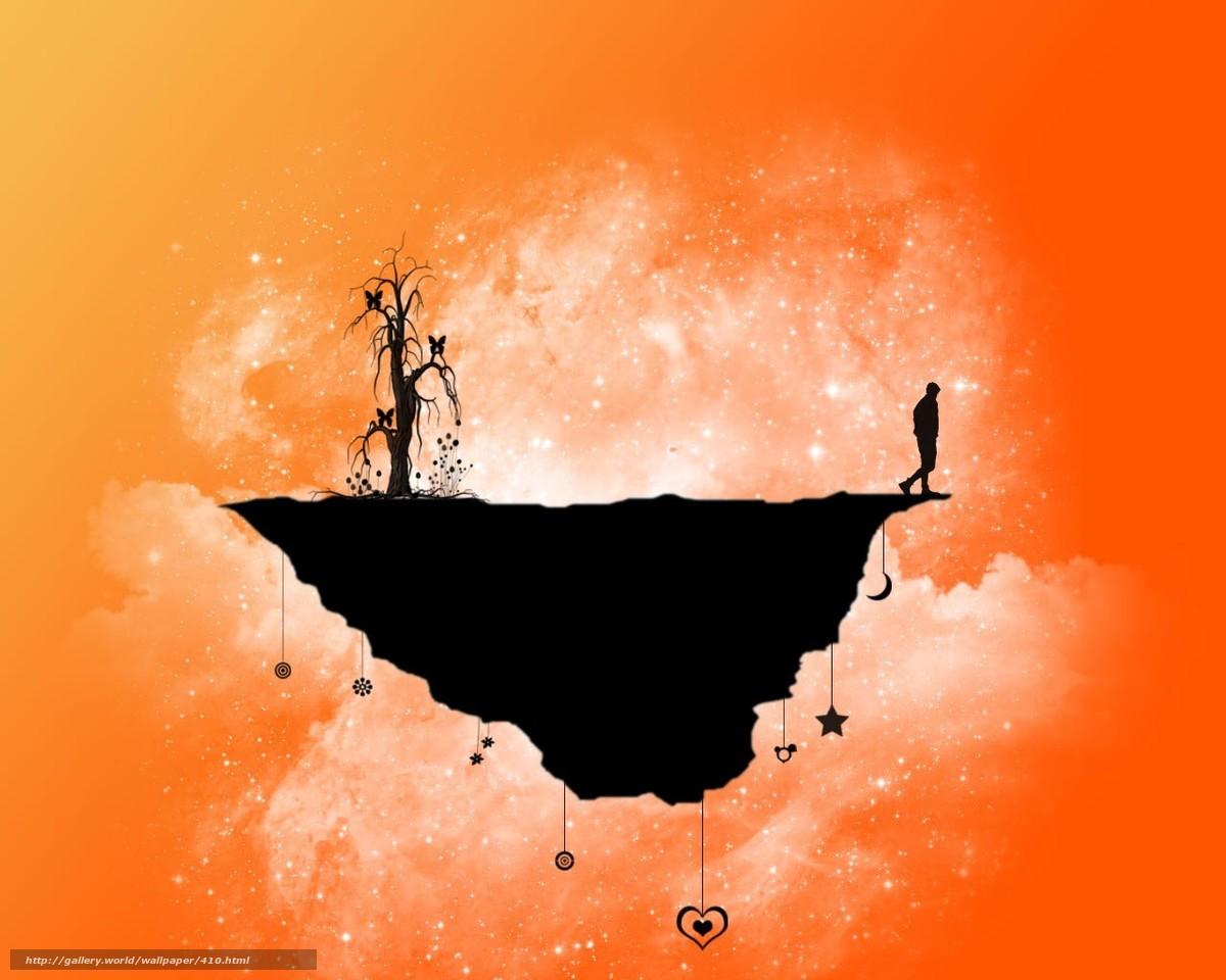scaricare gli sfondi isola,  cielo,  sogno,  rosso Sfondi gratis per la risoluzione del desktop 1280x1024 — immagine №410