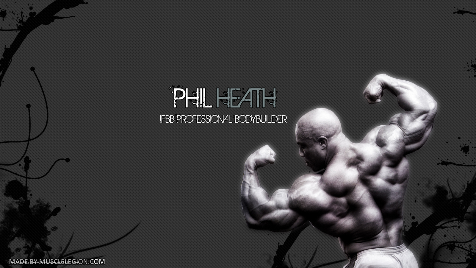 Скачать обои phil heath,  фил хит,  мистер олимпия,  2012 бесплатно для рабочего стола в разрешении 1920x1080 — картинка №411982