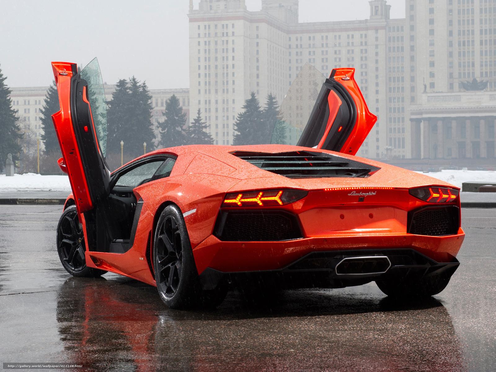 scaricare gli sfondi Lamborghini Aventador LP700-4,  Lamborghini,  Aventador LP700-4,  porte Sfondi gratis per la risoluzione del desktop 2048x1536 — immagine №412166