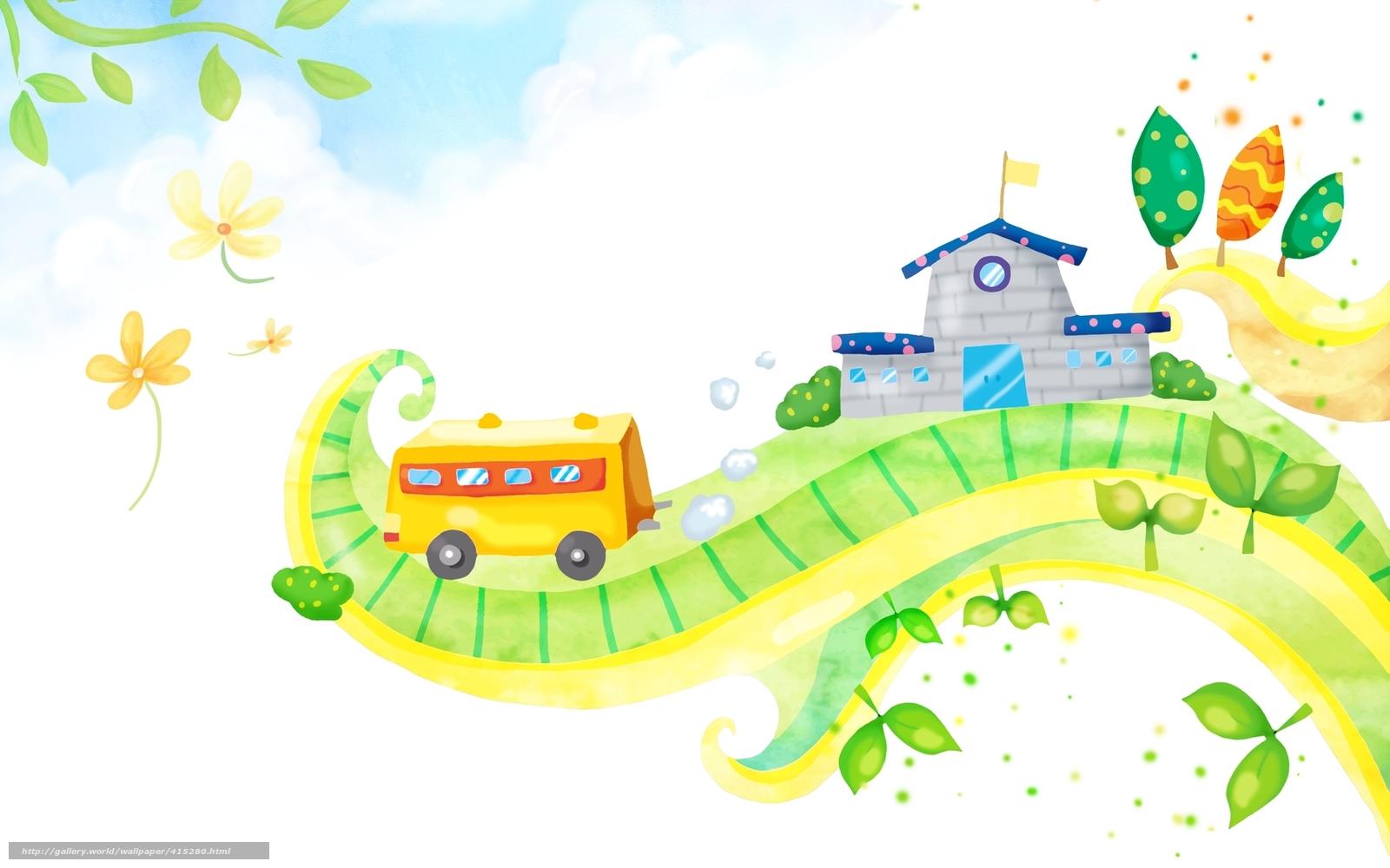 Scaricare gli sfondi carta da parati per bambini for Wallpaper bambini
