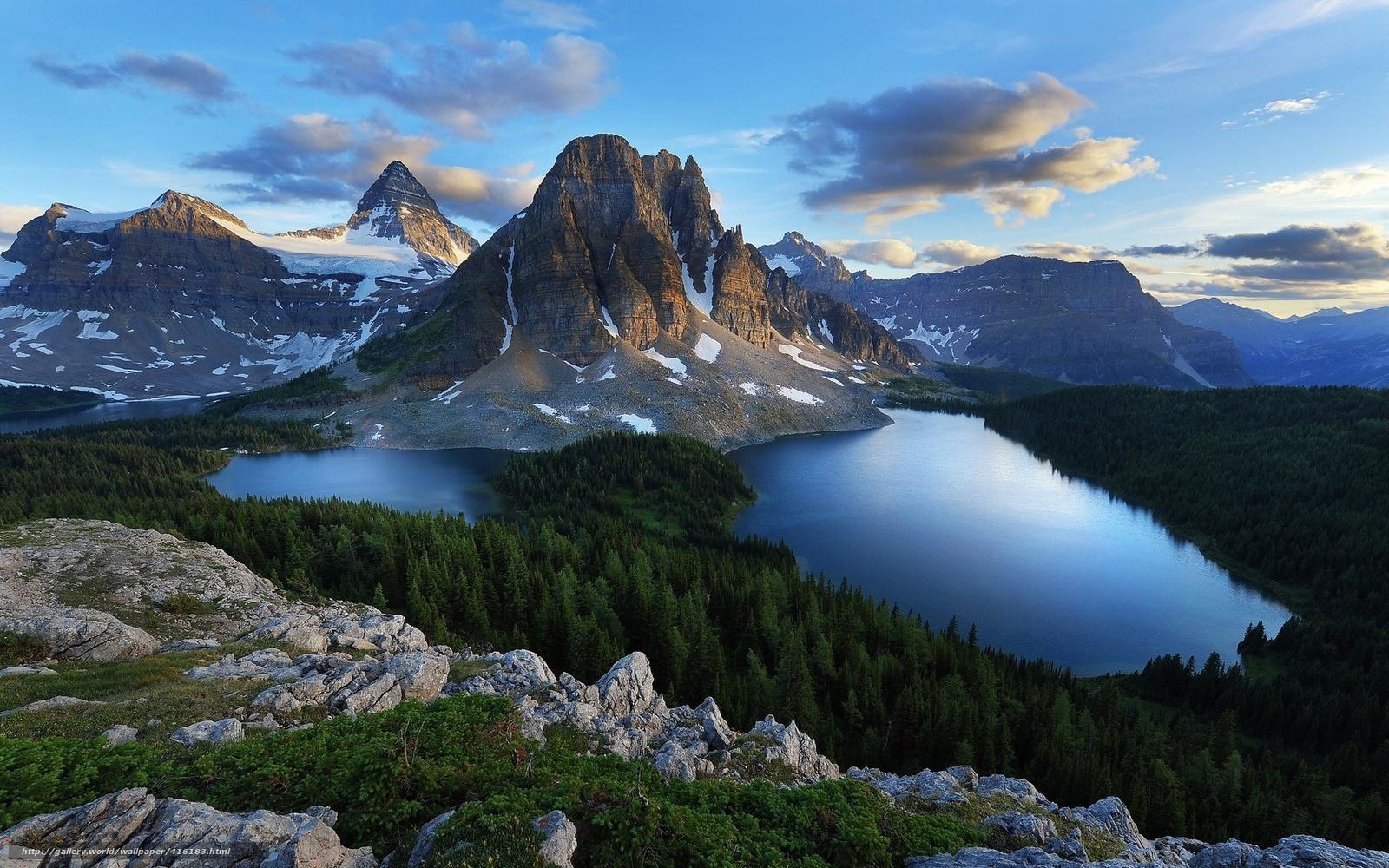 Tlcharger fond d 39 ecran montagne voir l 39 eau for Fond ecran montagne
