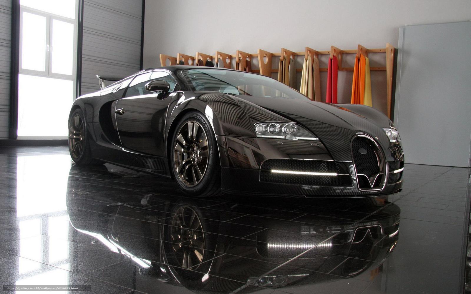 Pobra Tapety Bugatti Czarny Strojenie Luksusowe Samochody Darmowe