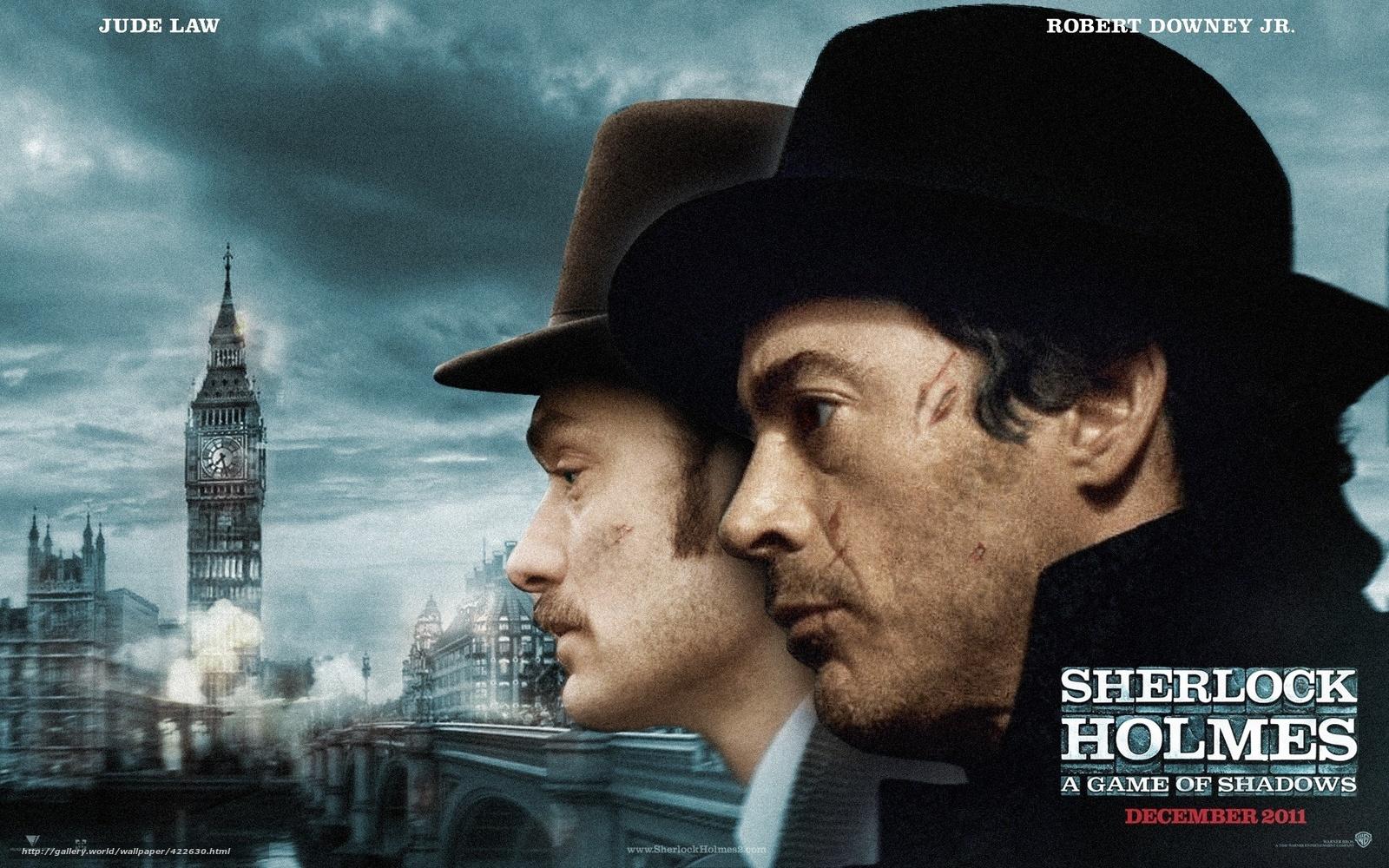 View Sherlock Holmes Robert Downey Jr Wallpaper  Wallpapers