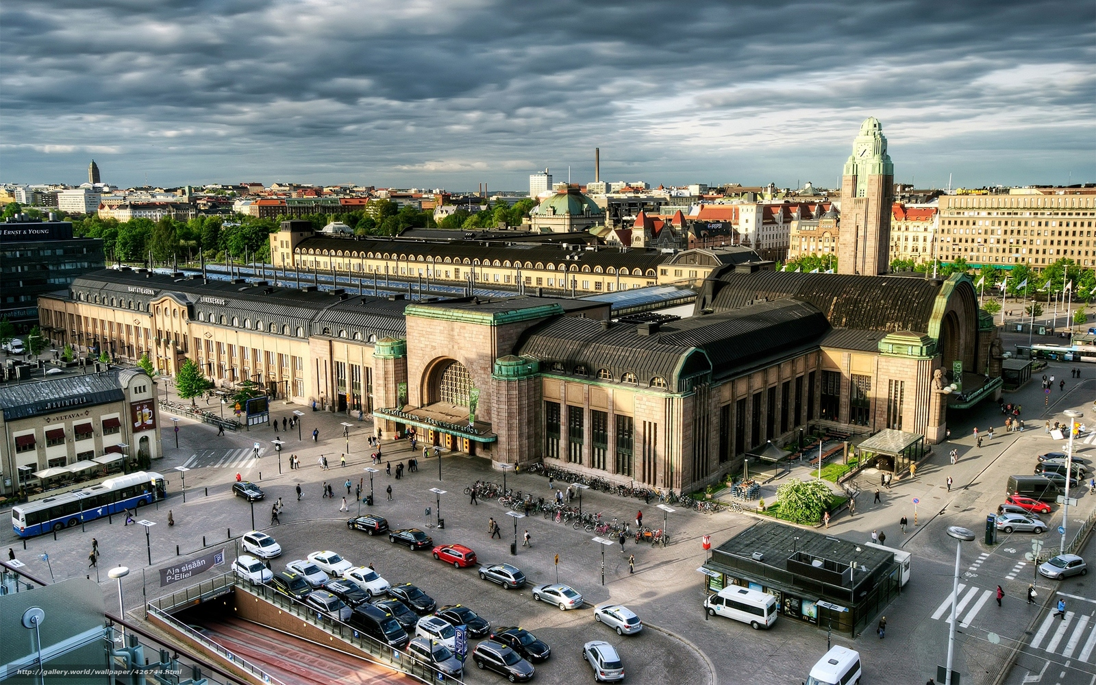 Helsinki Coordinates